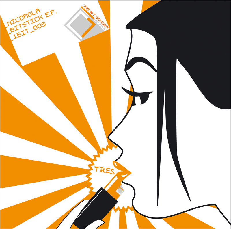 Cover of Bitstick E.P.