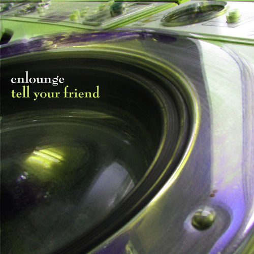 Cover of Tell Your Friend