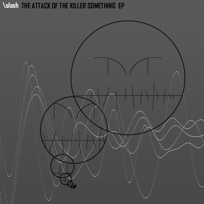 Cover of The Killer Something EP