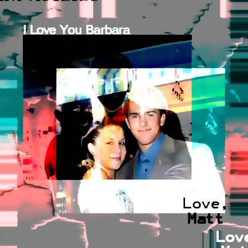Cover of I Love you Barbara