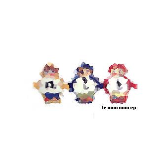 Cover of le mini mini ep