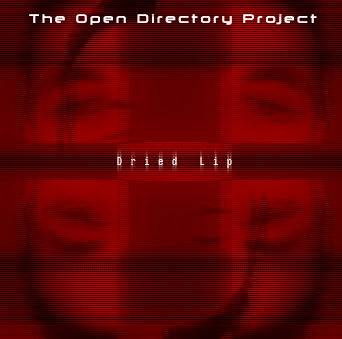 Cover of dried lip ep