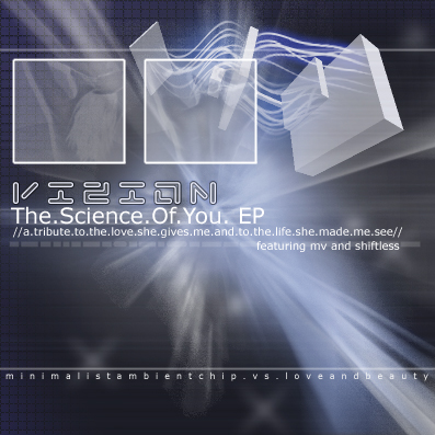 Cover of Science of You EP