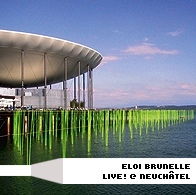 Cover of Live @ Neuchatel