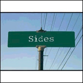Cover of Sides