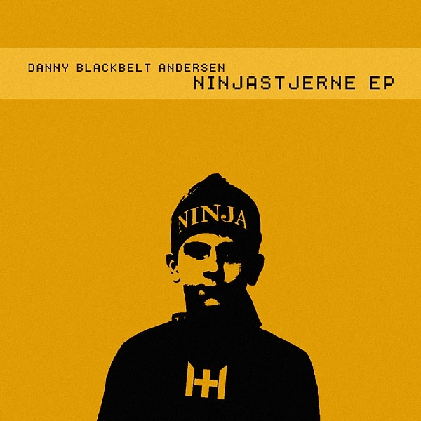 Cover of Ninjastjerne EP