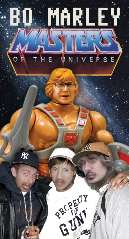 Cover of Masters Of The Universe