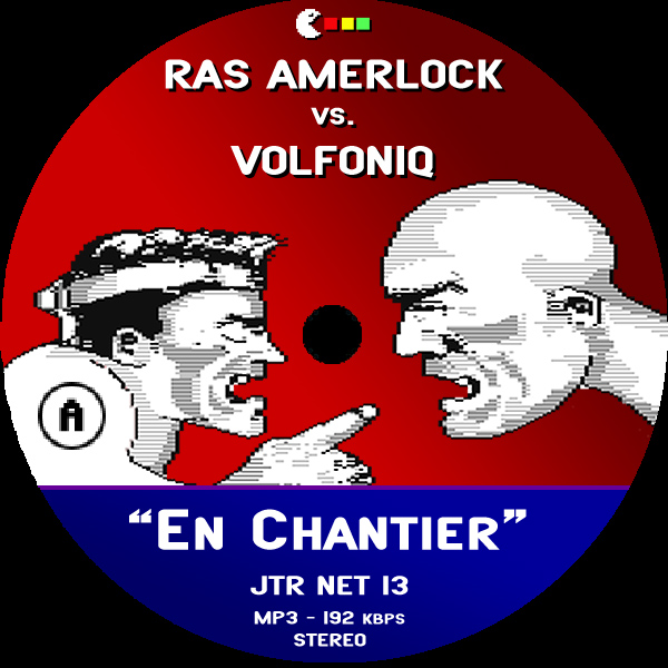 Cover of En Chantier / Vigilante Dub