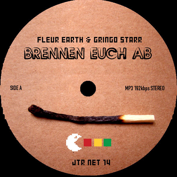 Cover of Brennen Euch Ab/Safe In The Fire Dub