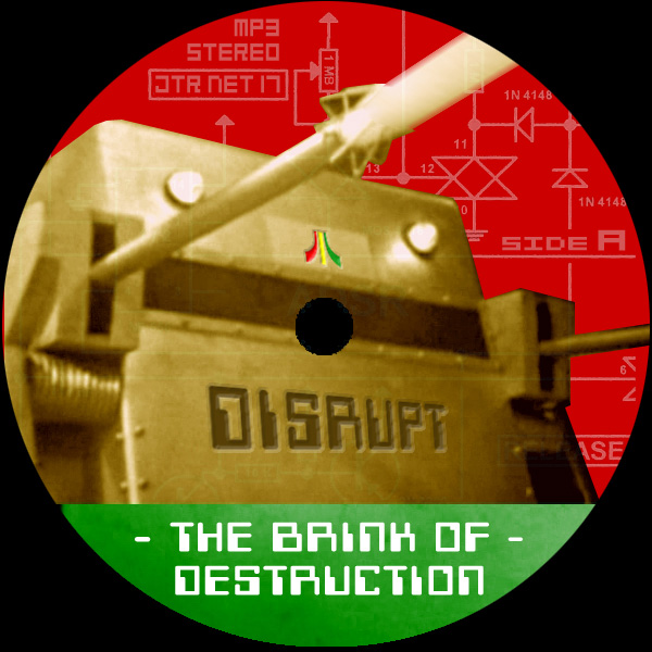 Cover of The Brink Of Destruction / Bit Defender