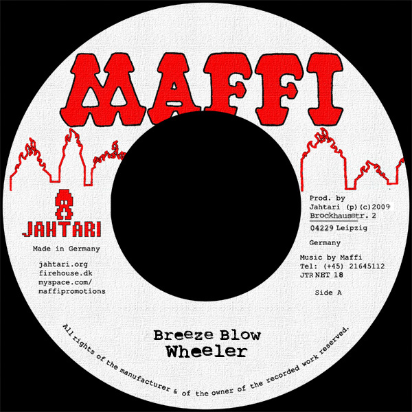 Cover of Breeze Blow