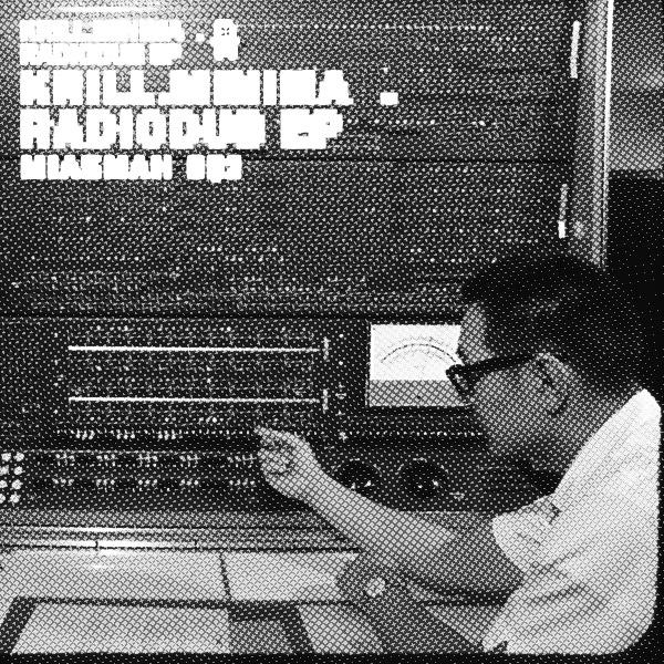 Cover of radiodub EP