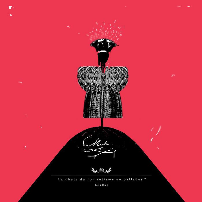 Cover of La chute du romantisme en ballades EP