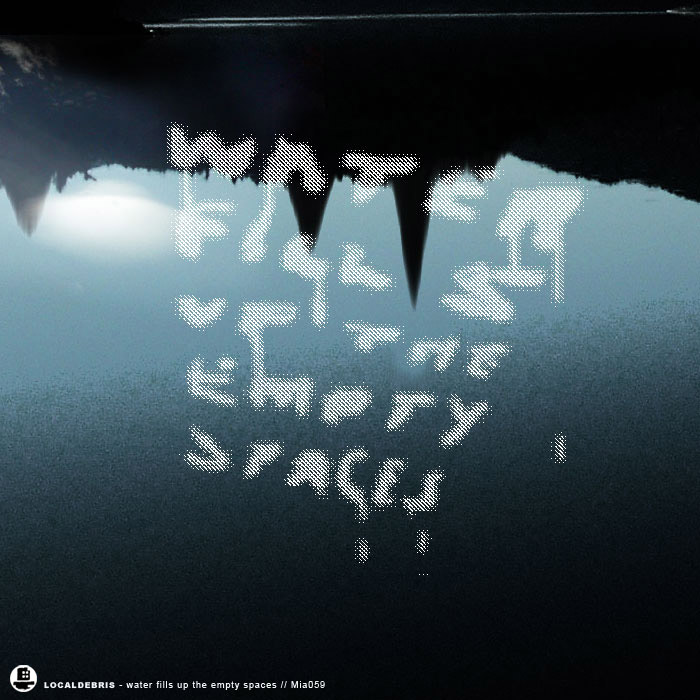Cover of Water fills up the empty spaces