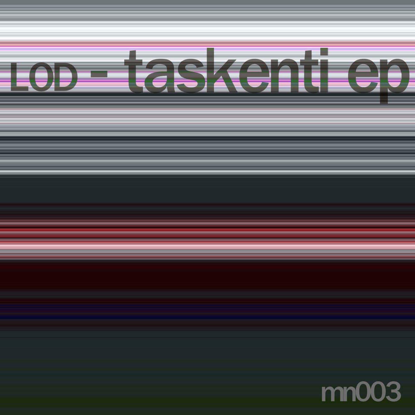 Cover of taskenti ep