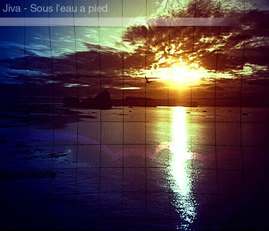 Cover of Sous L'Eau A Pied