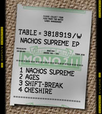 Cover of Nachos Supreme EP