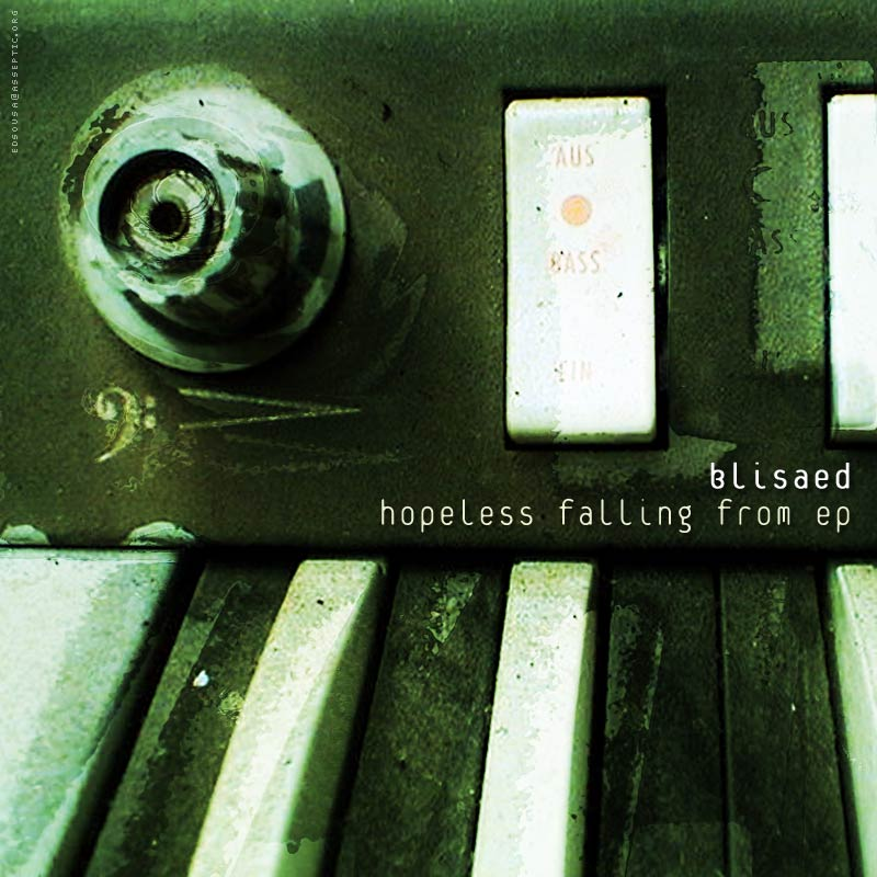 Cover of Hopeless Falling From EP