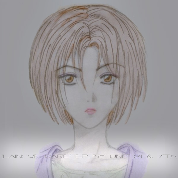 Cover of Lain: We Care EP