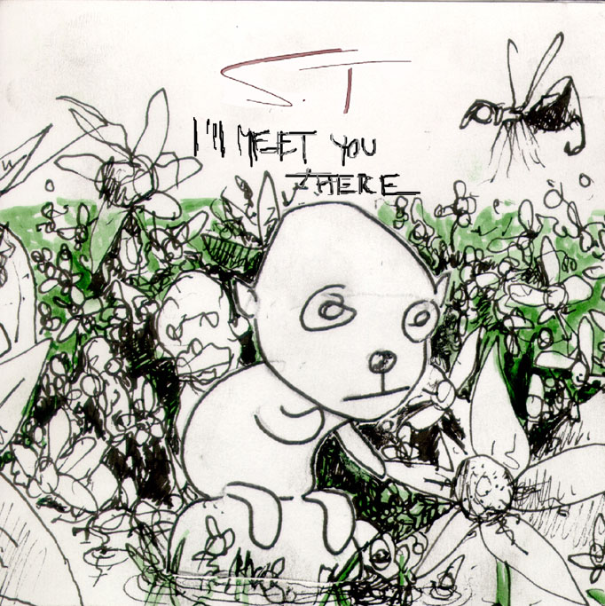 Cover of I'll Meet You There EP