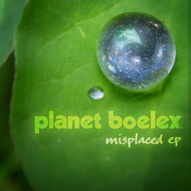 Cover of Misplaced EP
