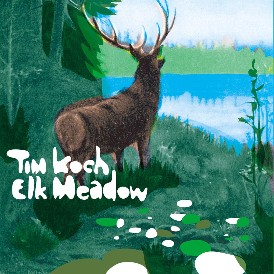 Cover of Elk Meadow EP