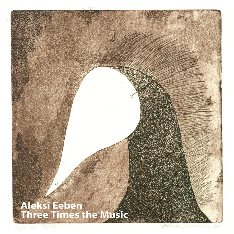 Cover of Three Times The Music