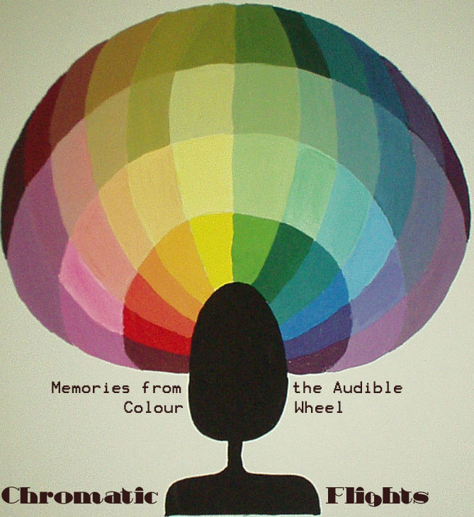 Cover of Memories From The Audible Color Wheel