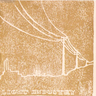 Cover of Lighter Industry EP