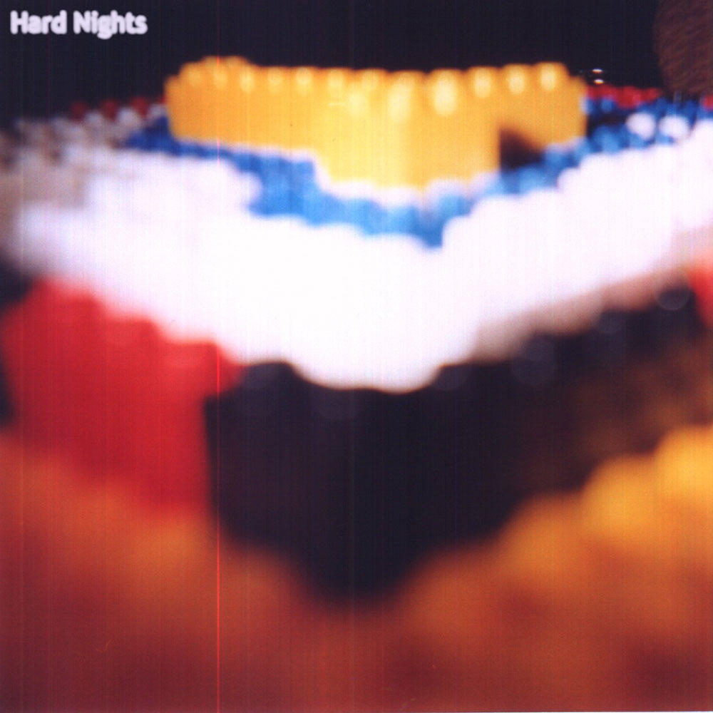 Cover of Hard Nights