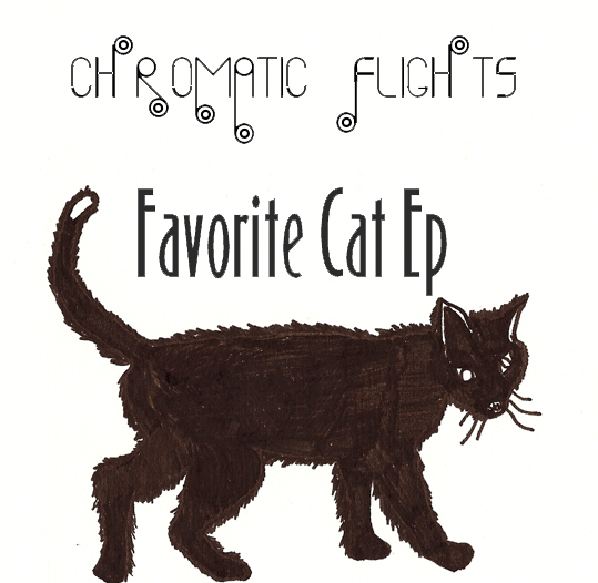 Cover of Favorite Cat EP