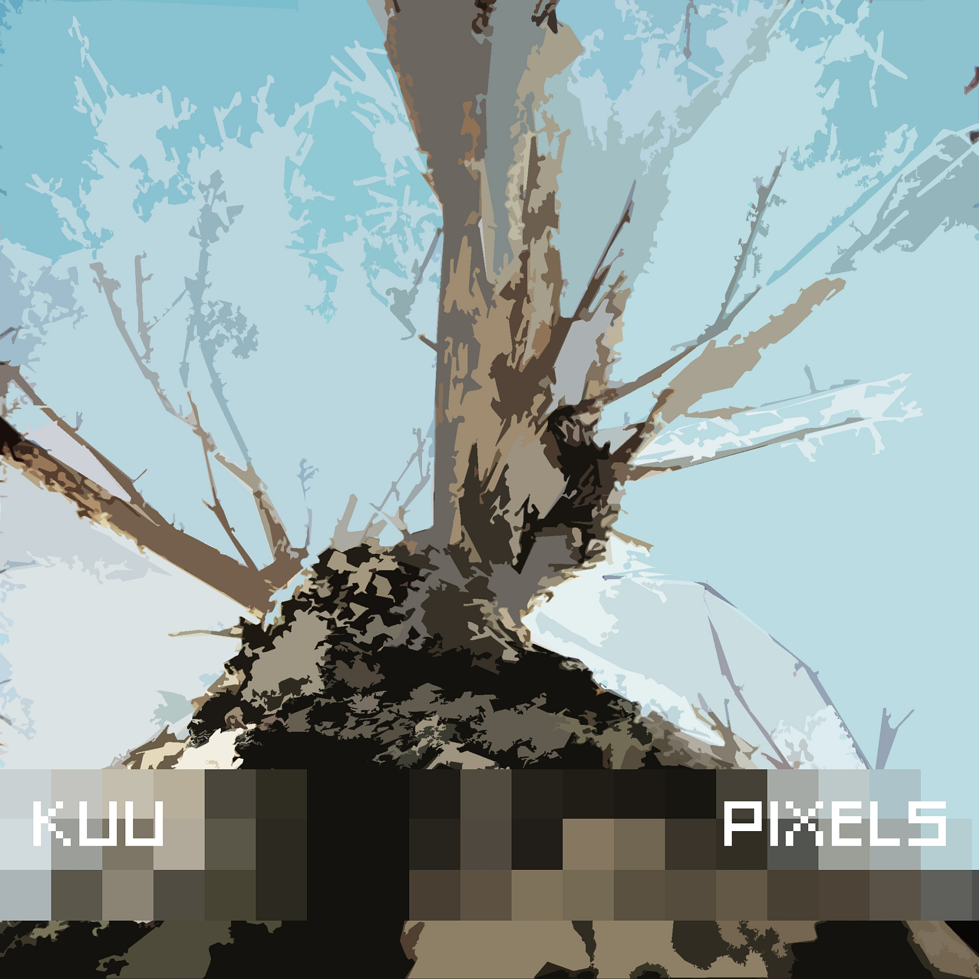 Cover of Pixels EP