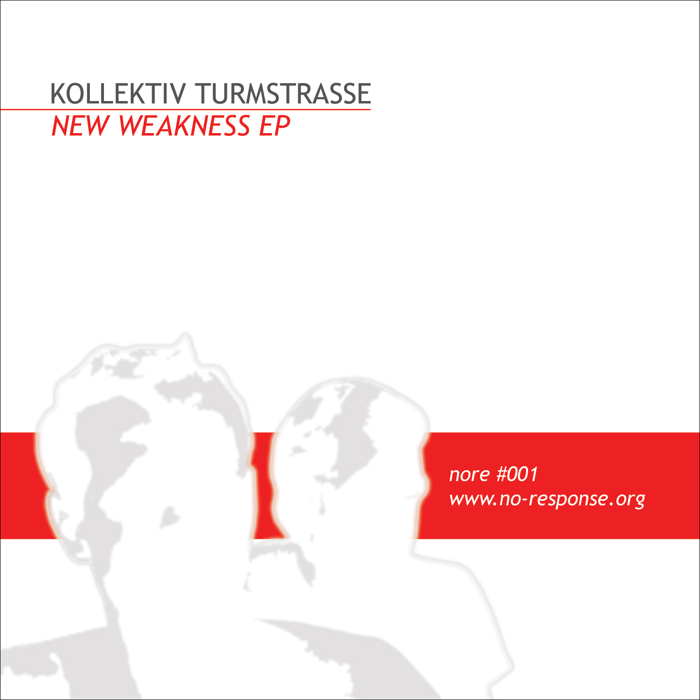Cover of New Weakness EP