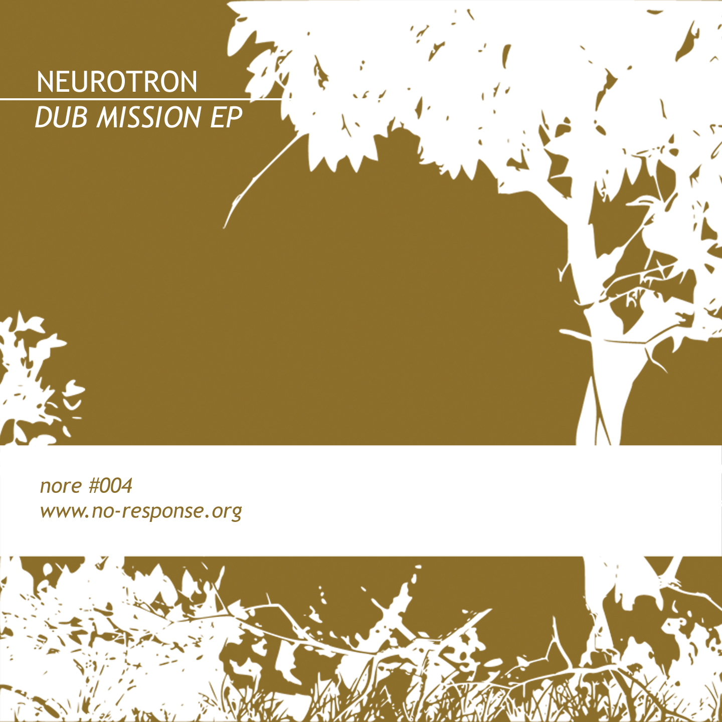 Cover of Dub Mission EP