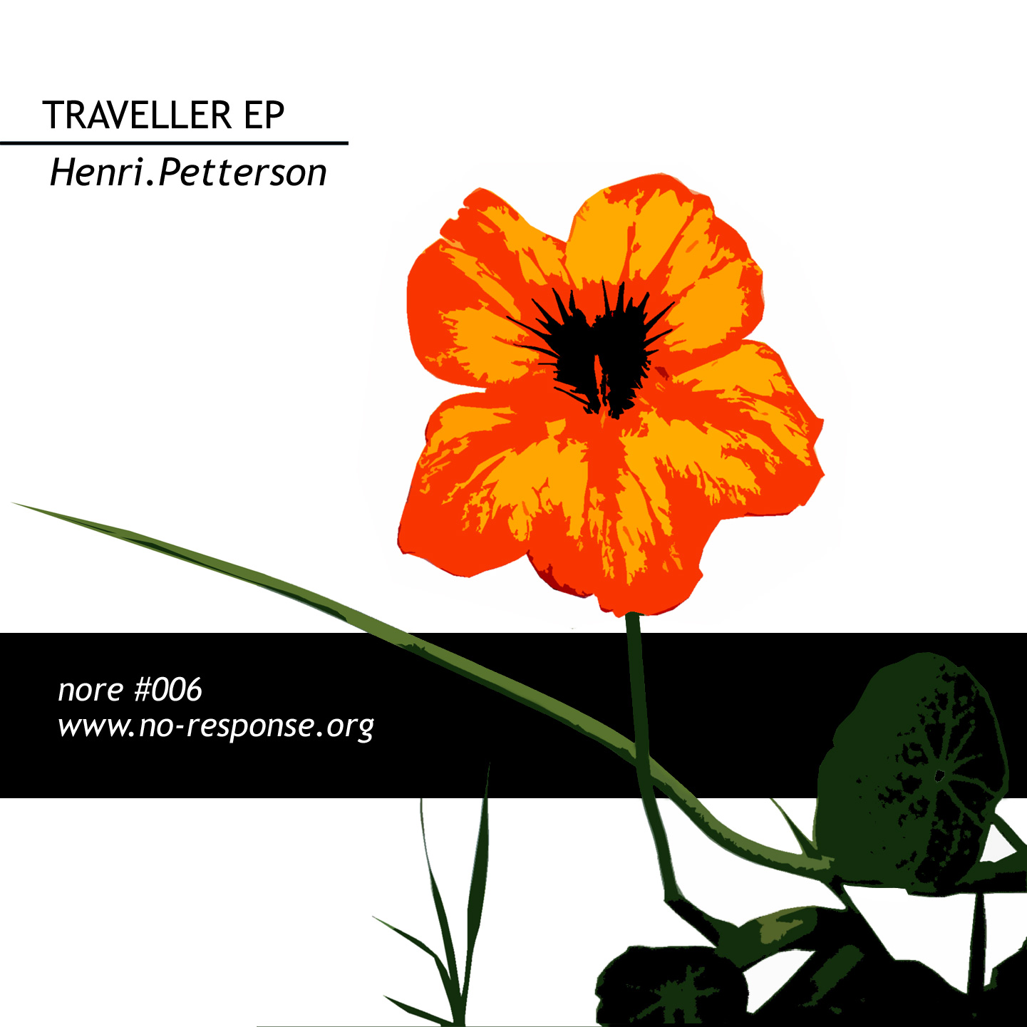 Cover of Traveller EP