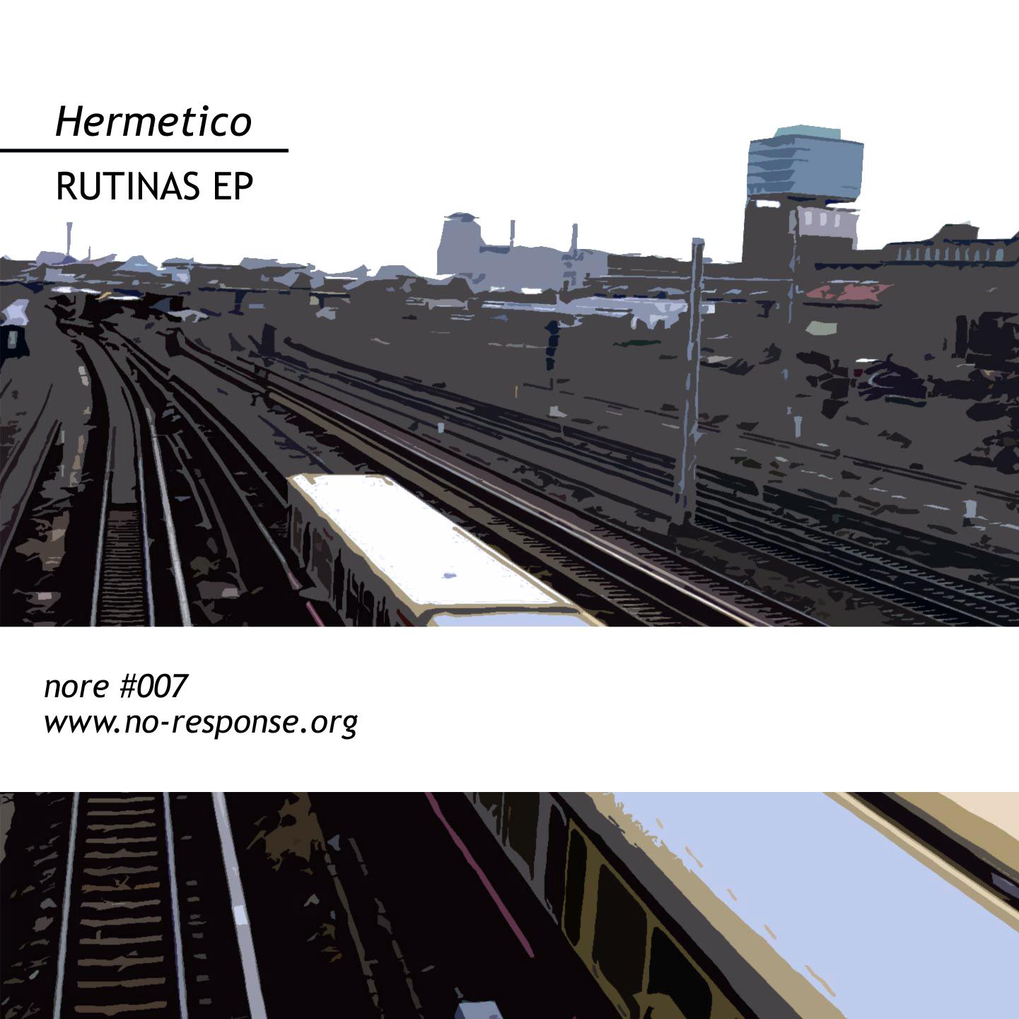 Cover of Rutinas EP