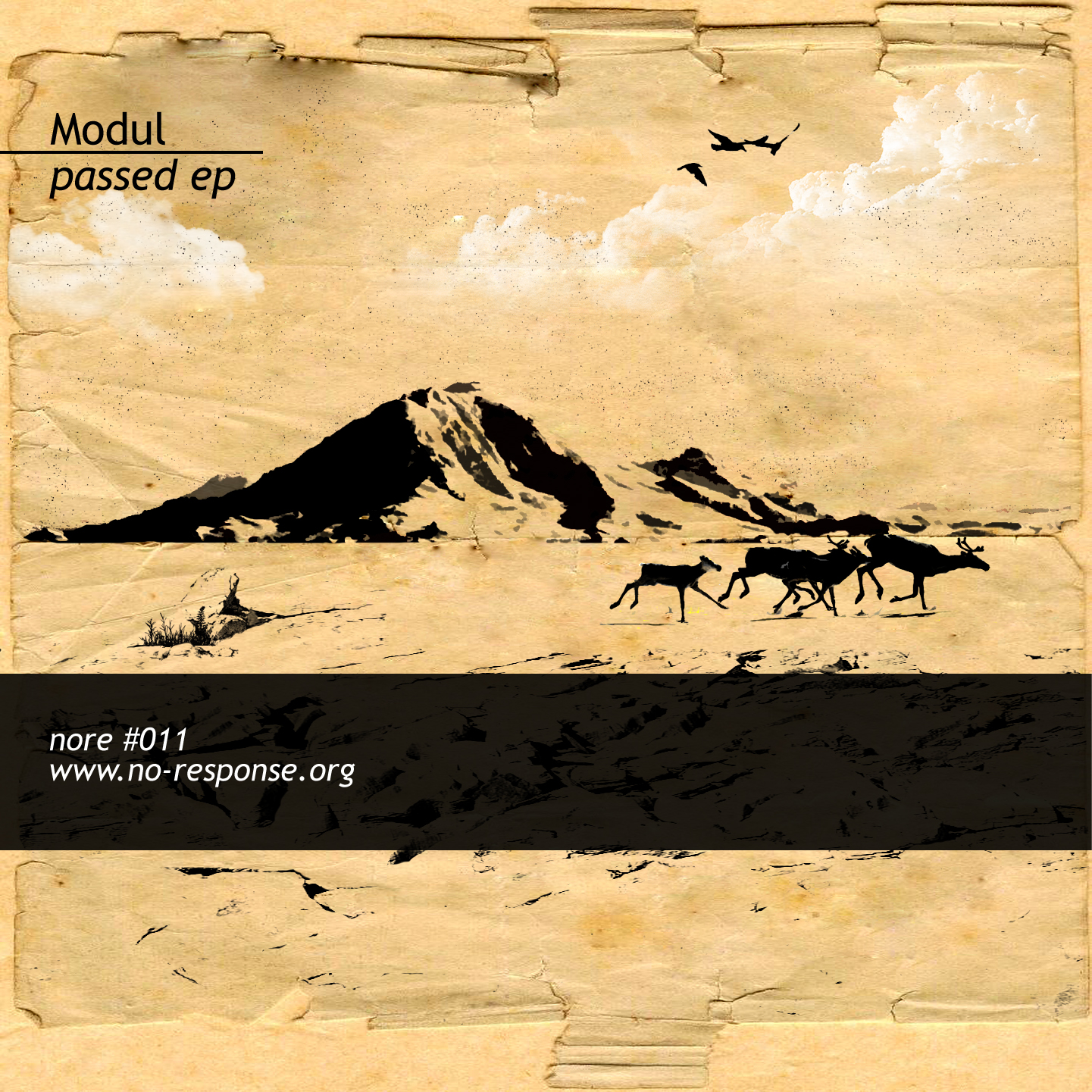 Cover of Passed EP