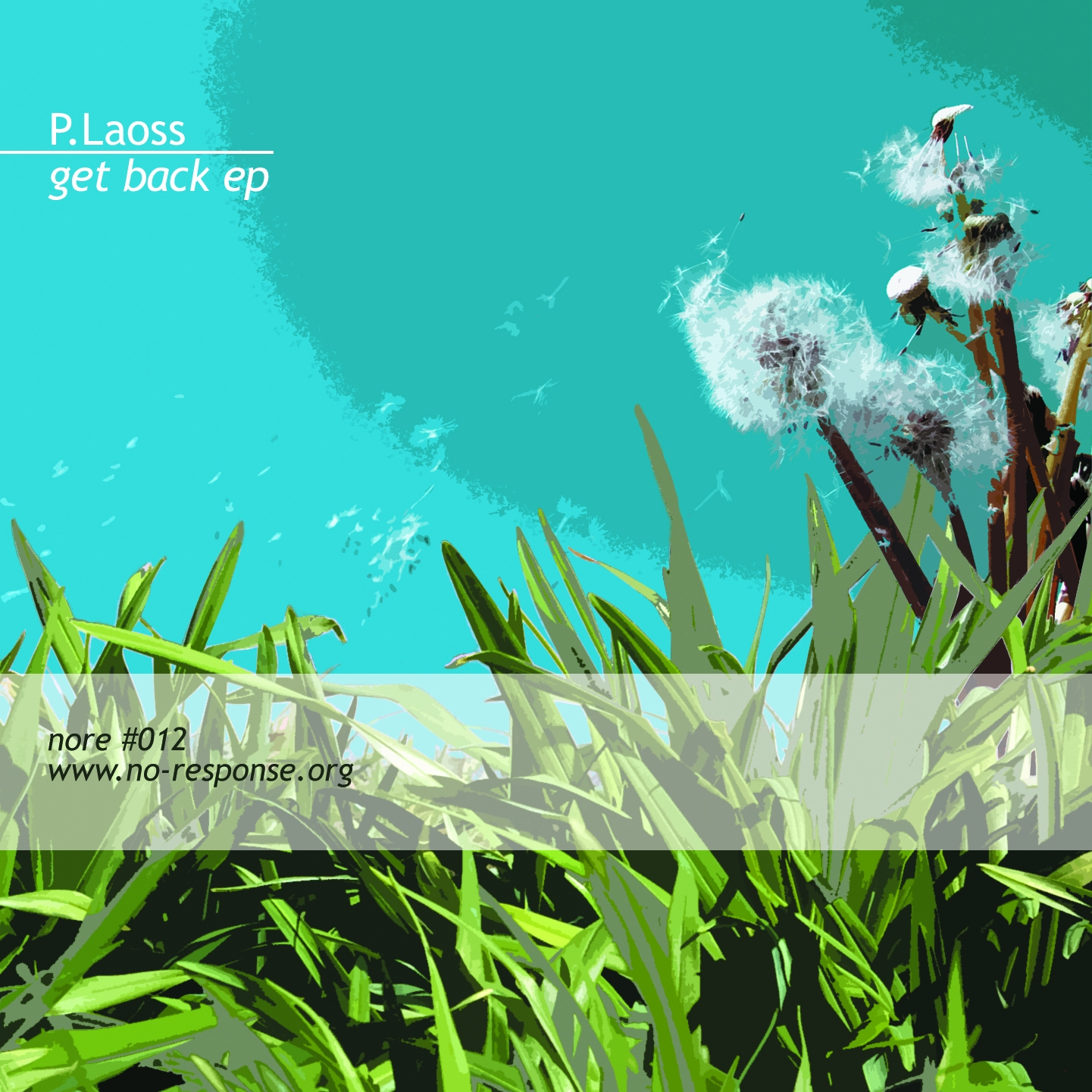 Cover of Get Back EP