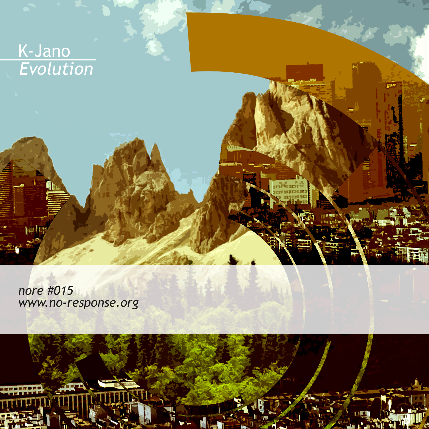 Cover of Evolution EP