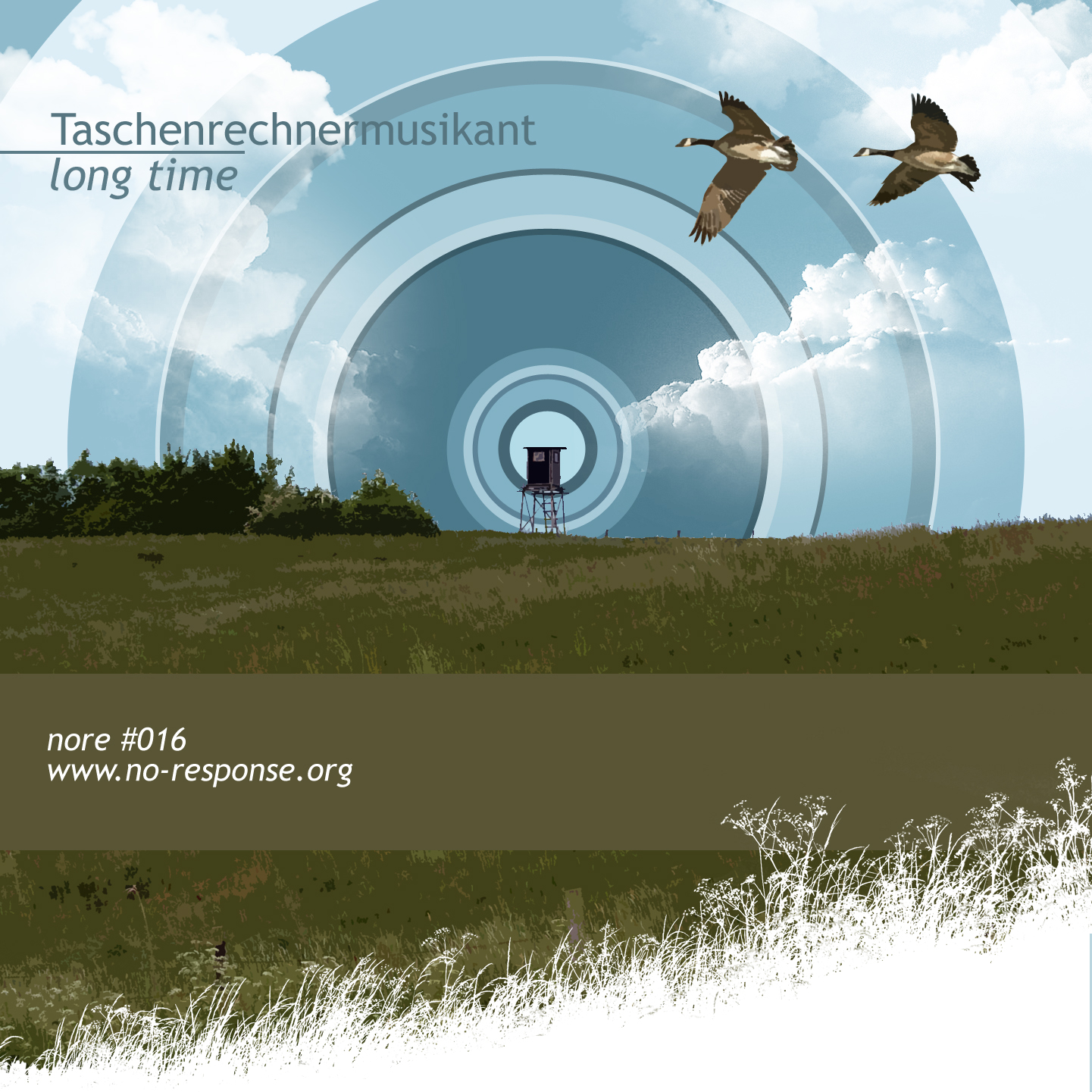 Cover of Long Time EP