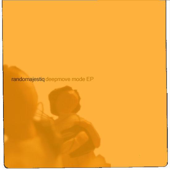 Cover of Deepmove Mode EP