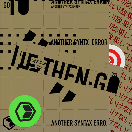 Cover of Another Syntax Error