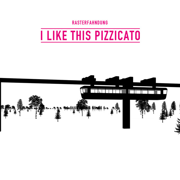 Cover of I Like This Pizzicato