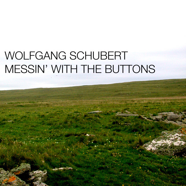Cover of Messin' With The Buttons