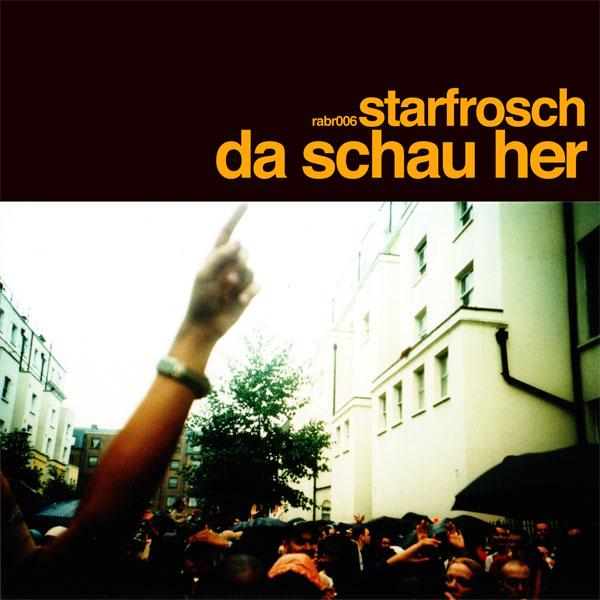 Cover of Da Schau Her