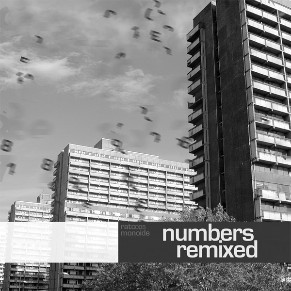 Cover of Numbers Remixed