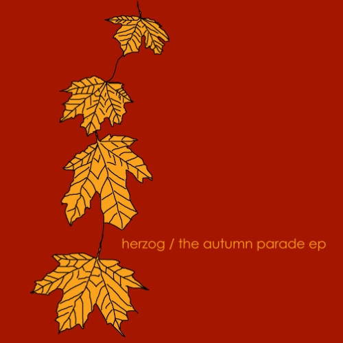 Cover of The Autumn Parade EP