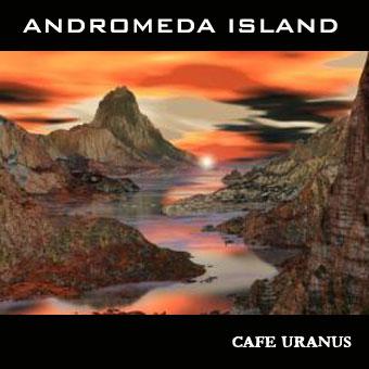 Cover of Cafe Uranus