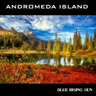 Cover of Blue Rising Sun