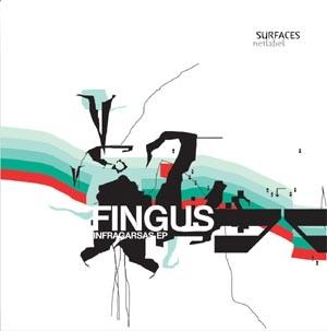 Cover of Infragarsas EP